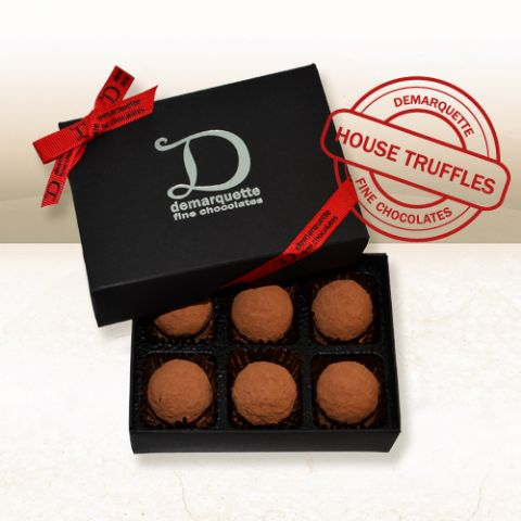 Demarquette Luxury House Chocolate Truffles